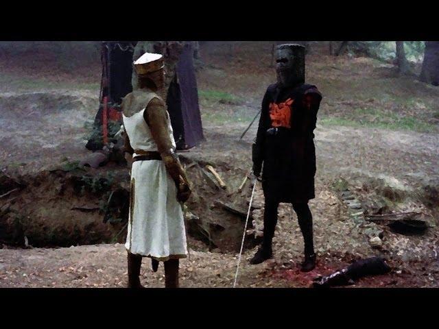 Monty Python and the Holy Grail (1975), มอนตี้ ไพธอน ป่วนจอกศักดิ์สิทธิ์
