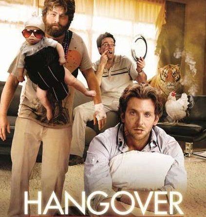 หนังคอมเมดี้ THE HANGOVER 2009 เมายกแก๊ง แฮงค์ยกก๊วน