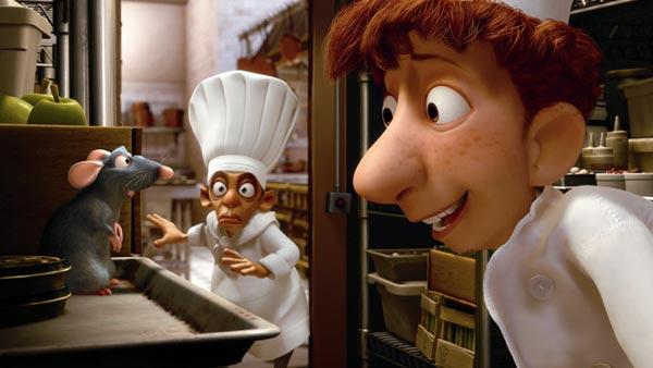 หนังคอมเมดี้ Ratatouille (2007) ระ-ทะ-ทู-อี่ พ่อครัวตัวจี๊ด หัวใจคับโลก